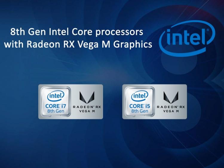 CES 2018: Intel announces new 8th-Gen Vega M-integrated processors
