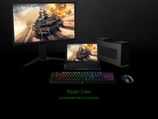 Razer Core external graphics box comes in April