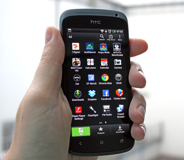 HTC One S put to the test