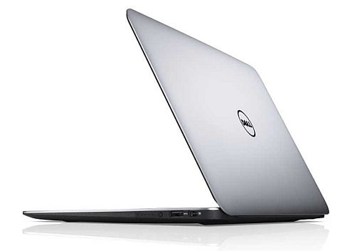 dell xps 13 ultrabook back