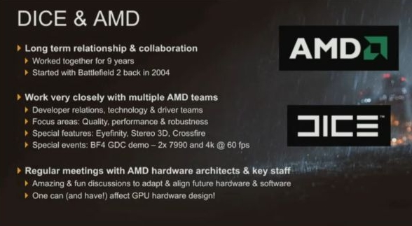 AMD's Mantle API hopes to reinvent development