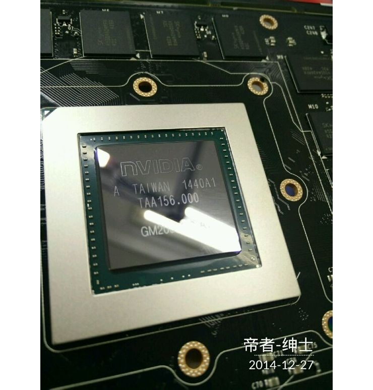 nvidia GM200Titan Xleak 1