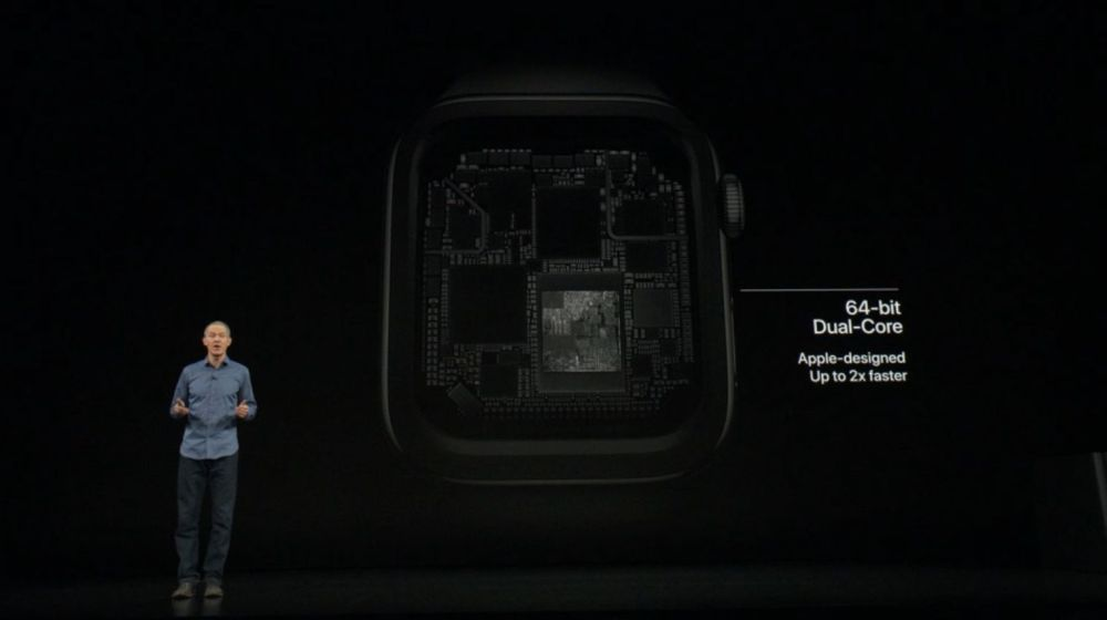 apple watchseries4 5