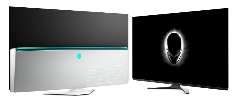 alienware 55monitor 1