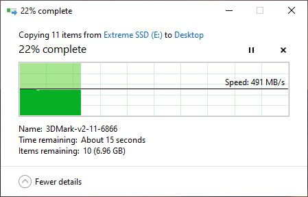 USB3speed