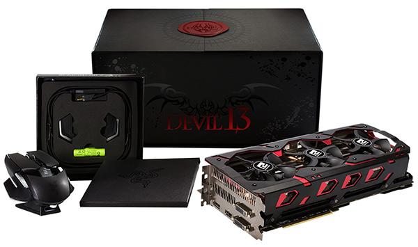 PowerColor Devil 13 Dual GPU R9 290X reviewed