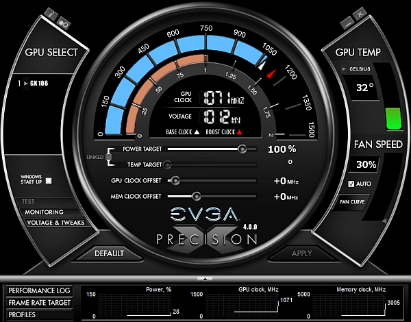 gtx 650 ti boost superclocked precision x 1