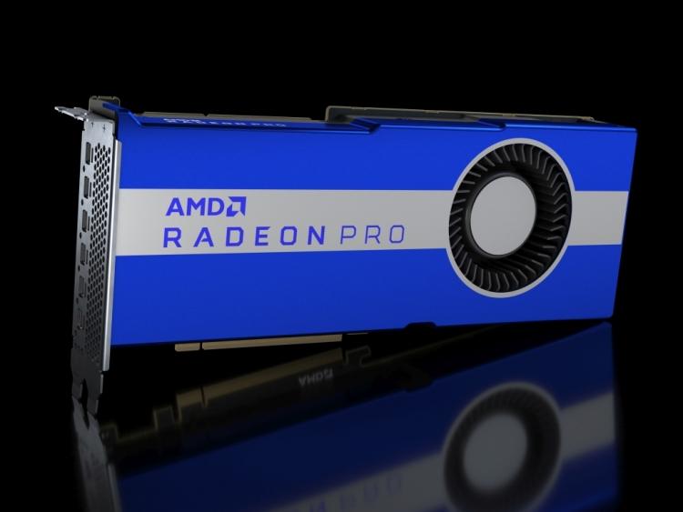 Amd Announces Radeon Pro Vii With Vega 20 Gpu