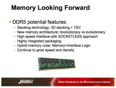 DDR5 memory to go back to the drawing board in 2018