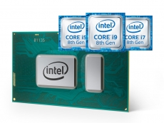 Intel announces 8th gen performance mobile CPUs