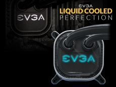 EVGA unveils its new CLC 120/280 liquid coolers