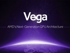 AMD shows Radeon Vega logo at its press tech day