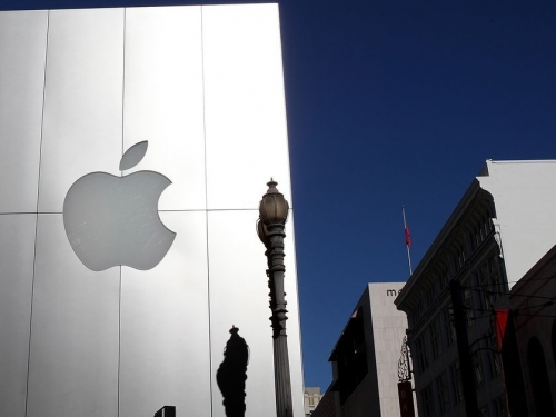 Apple pays Ireland some of the cash it owes