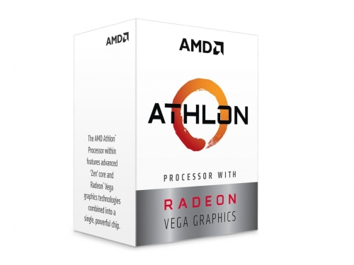 AMD Athlon 3000G is an unlocked $49 35W APU
