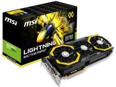 MSI officially unveils the new GTX 980 Ti Lightning