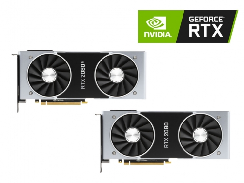 Nvidia Geforce RTX-series is born