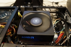 AMD is so proud of its stock cooler that it is demoing it