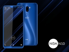 Croatian NOA N10 is another bezel less notched
