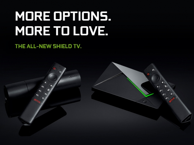 Nvidia rolls out two new Shield TVs