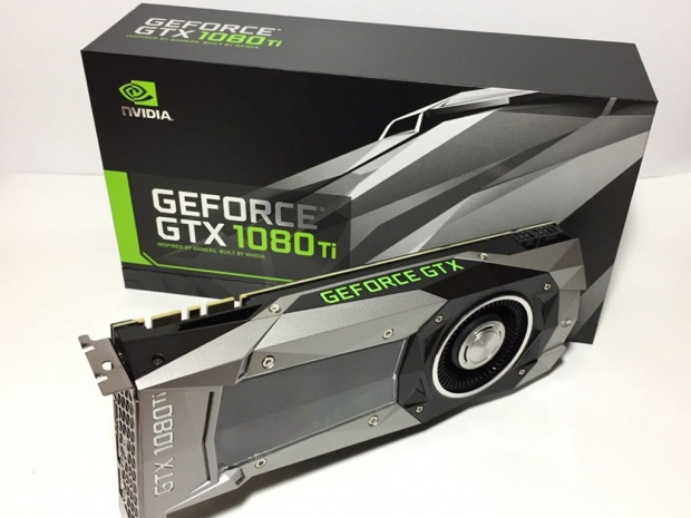 Nvidia partners preparing custom GTX 1080 Ti