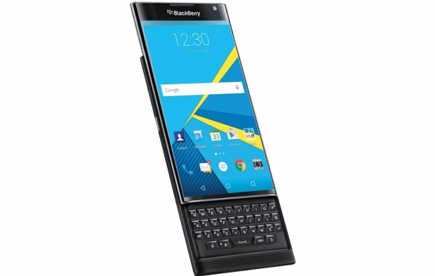 Blackberry Priv is now official