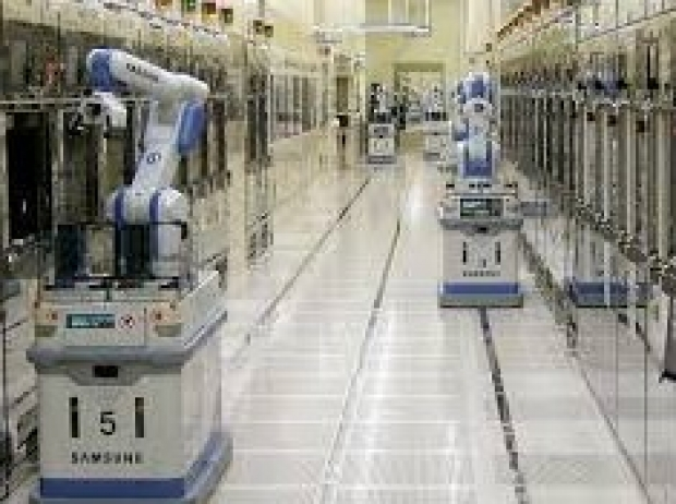TSMC invests in new fabs