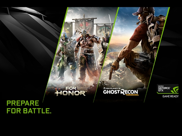 Nvidia releases the new Prepare For Battle bundle