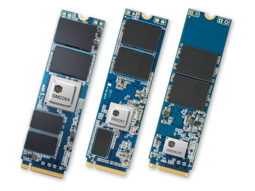 Silicon Motion launches PCIe 4.0 NVMe SSD controllers