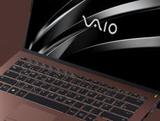 Vaio notebooks return to Europe
