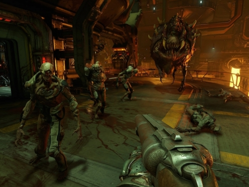 EU gives Microsoft the rights to own Doom