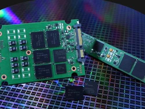 Hynix releases SSDs based on 72 layer 3D NAND