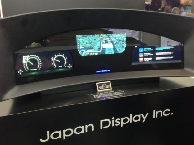 Japan Display will make OLED screens for Apple Watch