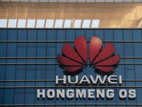 Huawei trademarks Hongmeng operating system