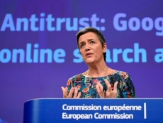 Look out! Big tech Vestager is back