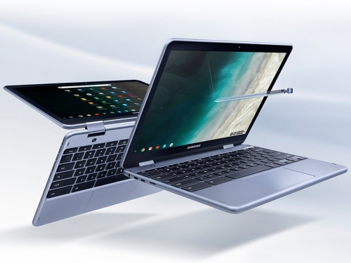 Samsung unveils the new Chromebook Plus (V2)