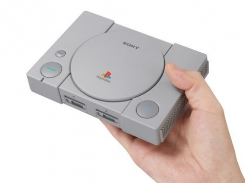 PlayStation Classic micro console released on December 3