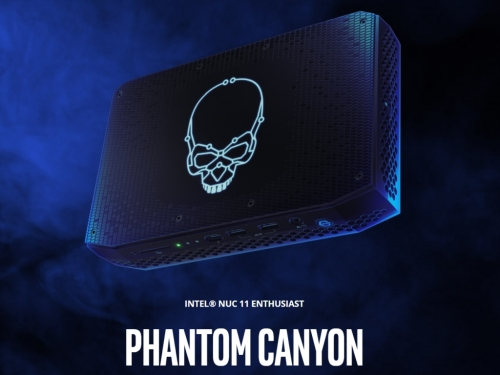 Intel NUC 11 Phantom Canyon gets a teardown