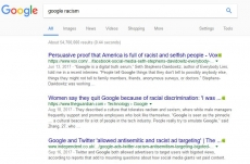 Google sued for discriminating against white men