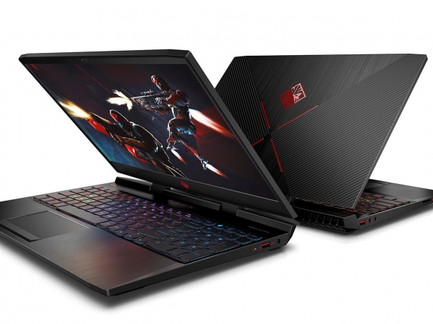 HP's gaming laptop has a HP's 240Hz display