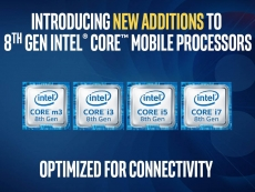 Intel announces new 8th-gen U- and Y-series CPUs