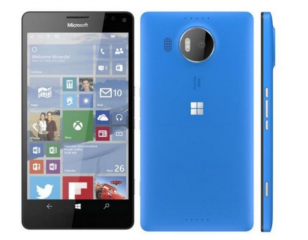 Microsoft Lumia leaked again