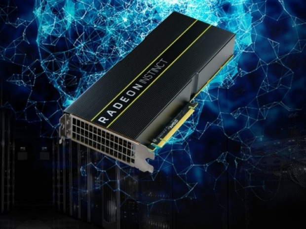 AMD has 7nm Radeon Instinct running in its lab