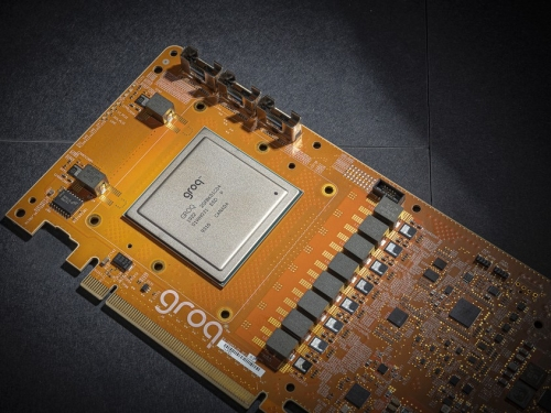 Groq releases new Tensor Streaming Processor
