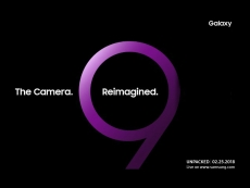 Samsung Galaxy S9 Unpacked event scheduled for February 25th