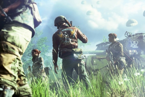Battlefield 5 blows a hole in EA's bottom line