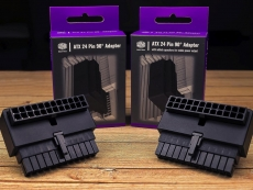 Cooler Master unveils 24-pin ATX 90° adapter