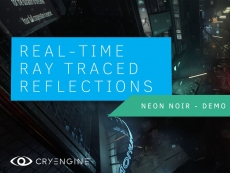 Crytek shows Neon Noir real-time raytracing demo