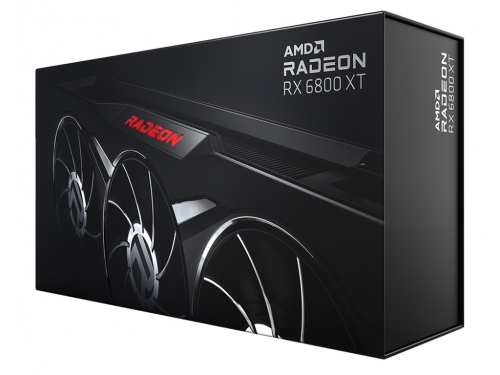 AMD tries to launch Radeon RX 6800 XT Midnight Black