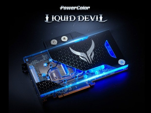 Powercolor shows off its liquid-cooled RX 5700 XT