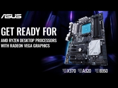 Asus also releases Raven Ridge APU BIOS updates